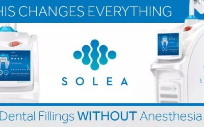 Pain Free, Needle Free, Anxiety Free Dental Fillings